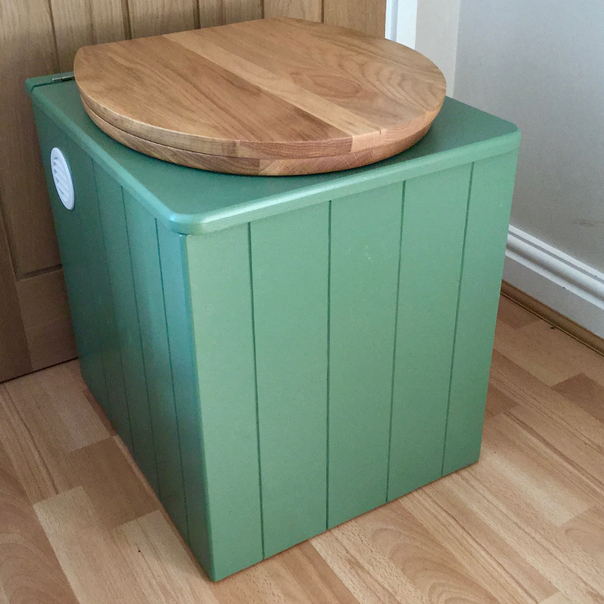 Eco-Loo Nomad self contained compost toilet